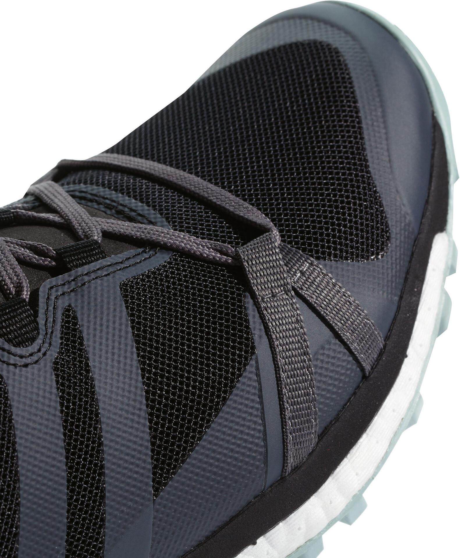 adidas Women's Terrex Agravic Speed Zapatillas de trail running Core Black Core Black Ash Grey | 5 (UK)